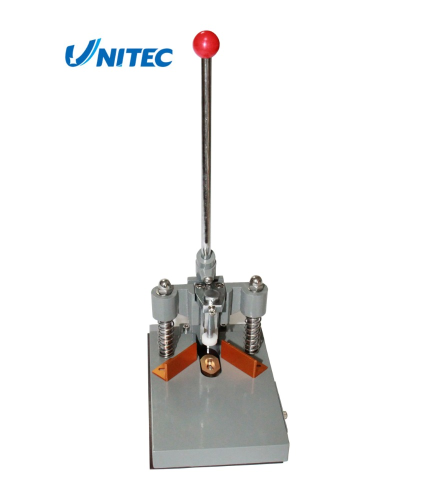 QY20 Desktop office use manual corner rounding cutting machine