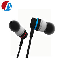 2018 New Design Fashion Type C Pvc Plastic Earphone