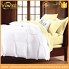 Downproof 100% Cotton Shell Down Home Quilt&Duvet&Comforter With Baffle Box Construction