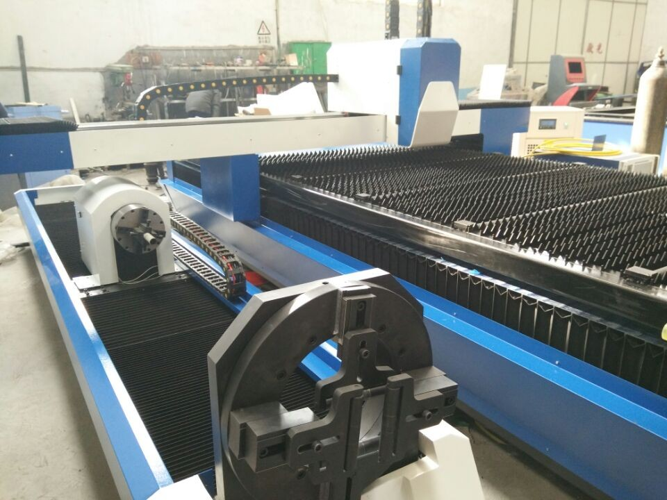 Dowell 1000 Watt Fiber Laser Cutting Machine For 15mm