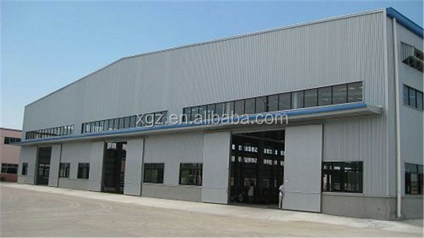 ISO & CE certificated light weight h steel house