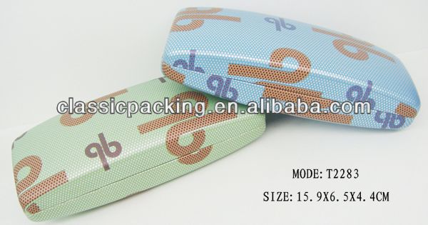 2013 fashion hot wholesale glasses cords, pu eyeglasses case,cases eyewears