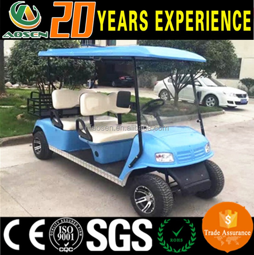 The most popular hummer golf cart with Cargo bed