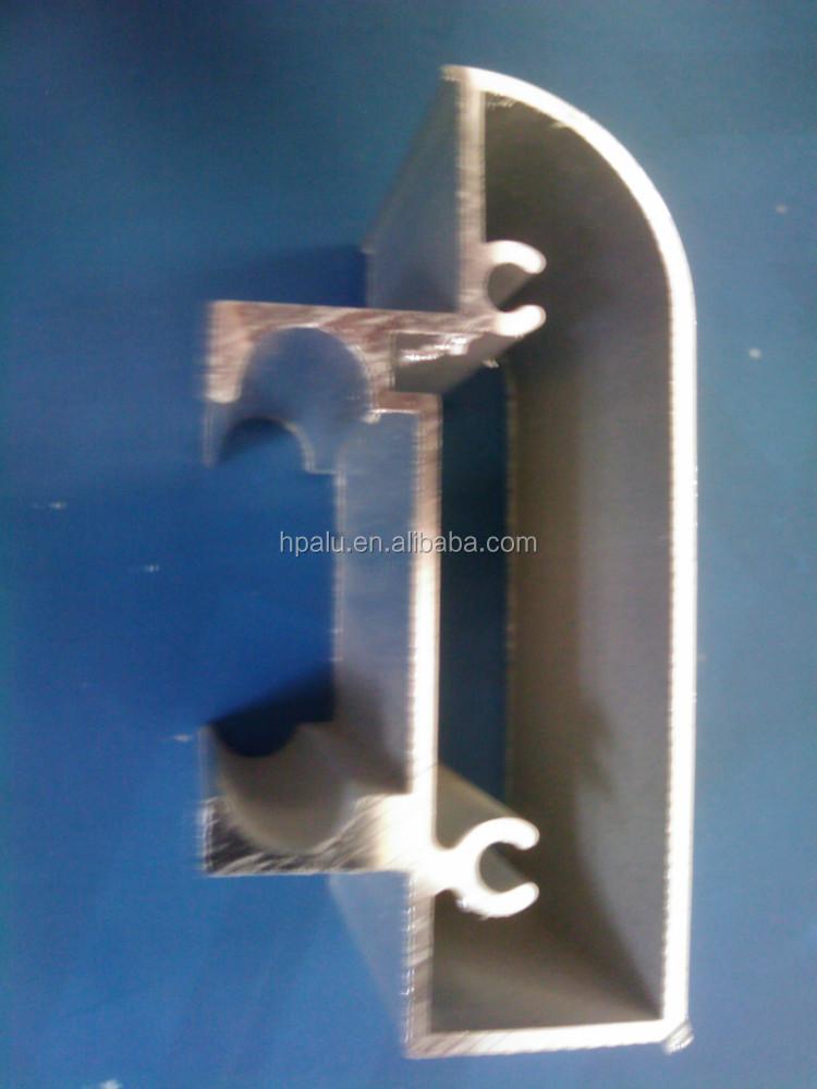 Grossiste rail en aluminium pour porte coulissante acheter - Profile pour porte coulissante ...