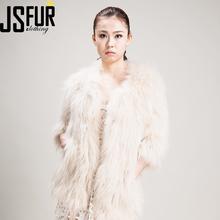162dbe9ec3f Add to Favorites · European Style Fashion Women Warm Raccoon Winter Overcoat