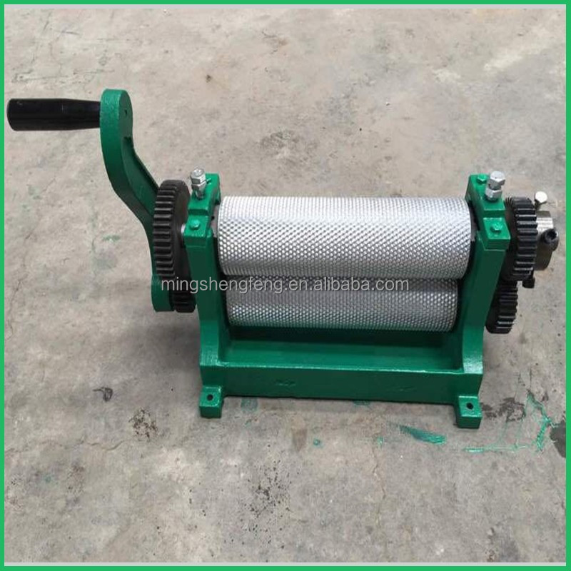 Aluminum Alloy 195mm or 250mm or 310mm or 450mm or 750mm China Factory Food Grade Manual Beeswax Foundation Embossing Machine