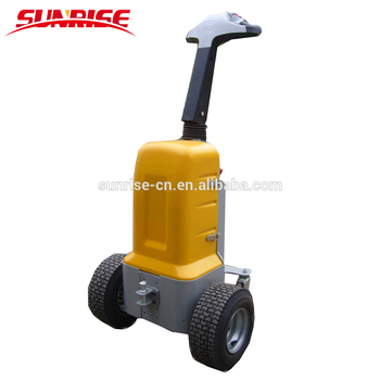 500kg Capacity Mini Electric Tow Tractor For Warehouse Use
