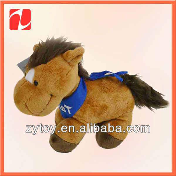 china OEM Cute custom happy singing plush horse toy