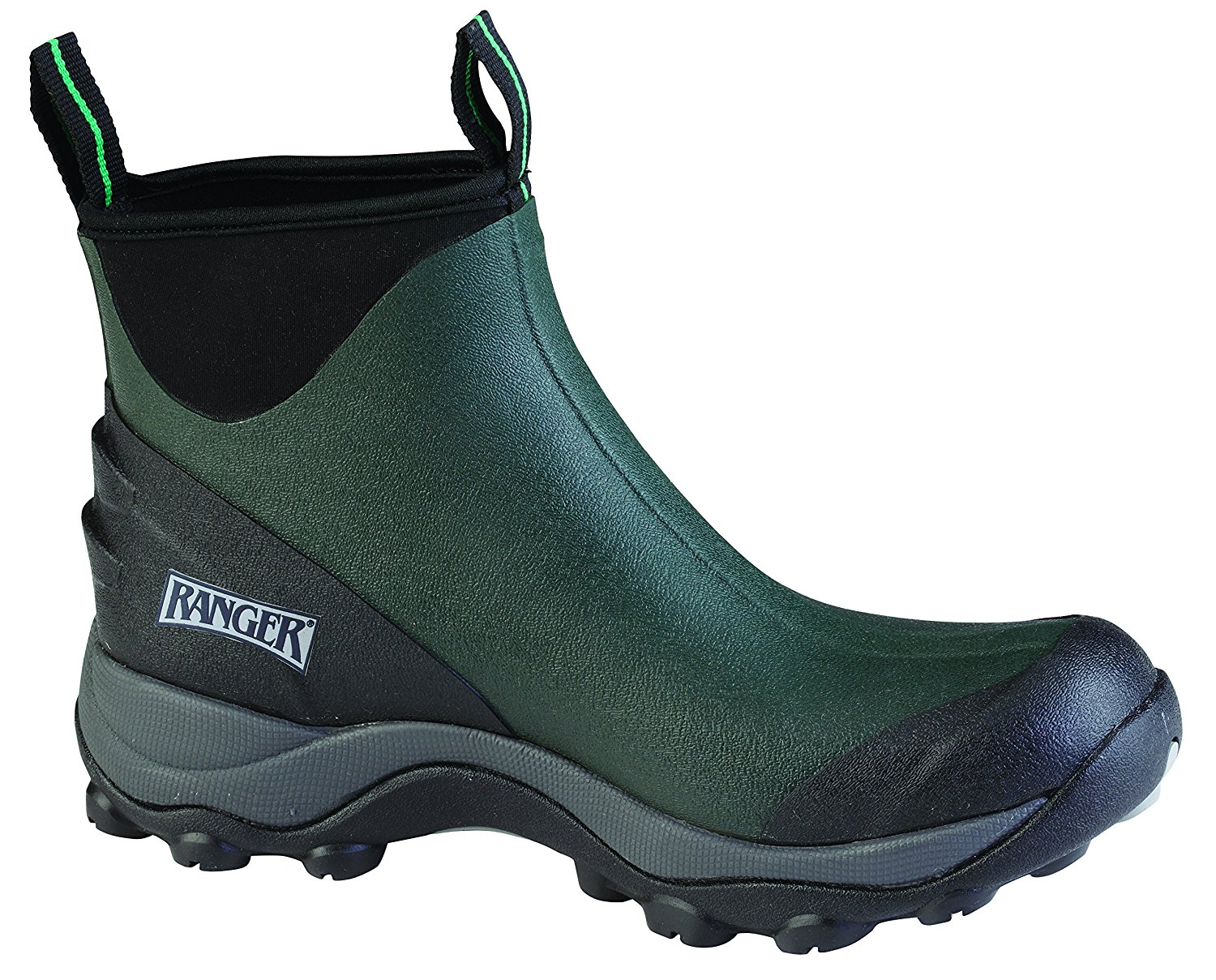 New Ocean Pro 6.5mm Neo Classic Molded Sole Boots Size 8 for Scuba Diving a $12.95 Value Snorkeling /& All Watersports with a FREE Drawstring Mesh Collection Bag...