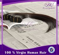 Finely processed wholesale virgin ombre hair weave