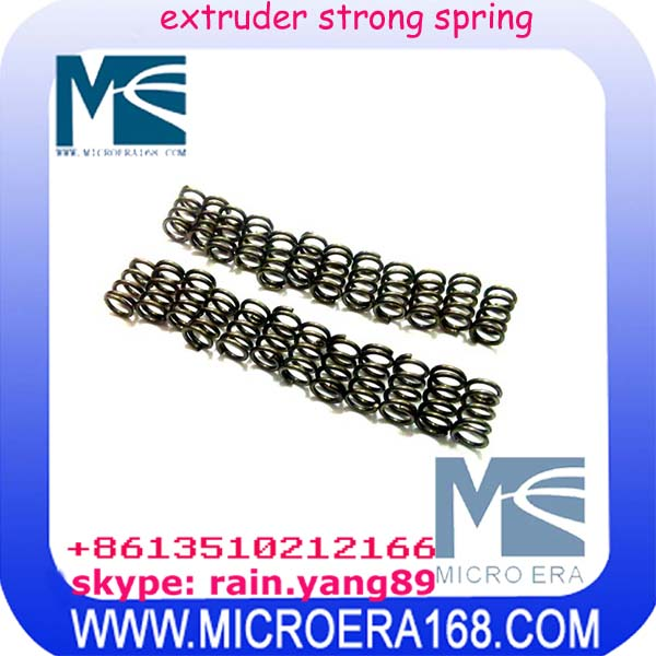 3D printer accessories extruder strong spring 4.5*8MM