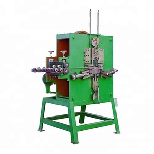 automatic hanger hook stainless steel wire buckle forming machine