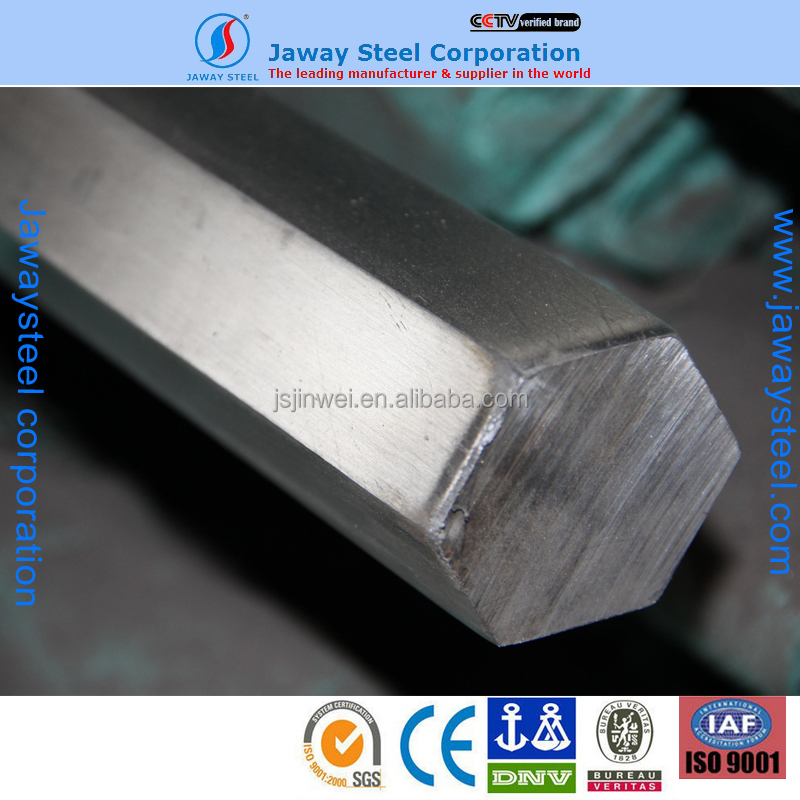 factory directly sale per kg stainless steel hexagonal bar 316 with best price