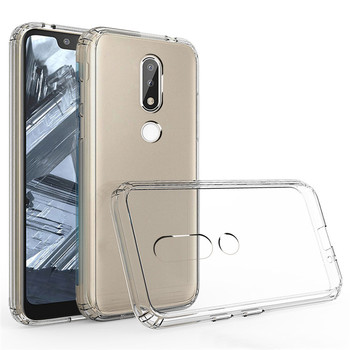 best sneakers c8466 07e84 For Nokia 5.1 Plus Shockproof Mobile Phone Case - Buy 2018 New Products Hot  Selling Mobile Phone Shell,Transparent Tpu Pu Cell Phone Cover For Nokia ...
