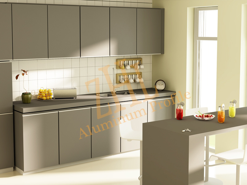 Hot Sliver Aluminum Sheets For Kitchen Decoration
