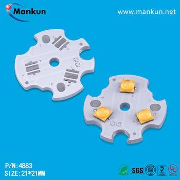 Wholesale 3 CREE LED PCB manufacturer /flexible printed circuit ...