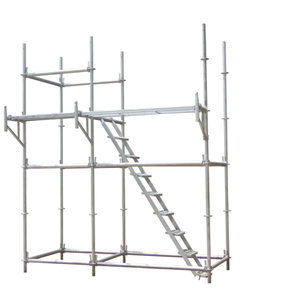 welding Q235 galvanized Ringlock Scaffolding System machine for sale