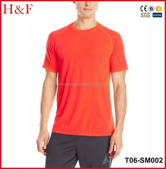 d6e5019e Custom Fitness Apparel Men's Gym Sport T Shirt Factory - Buy He ...