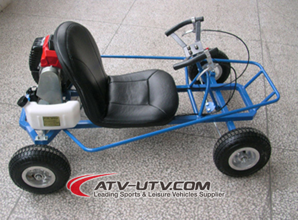 China 2 Stroke Gas Powered Go Kart For Kids Buy Gas