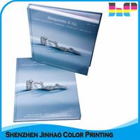 Cheap sample Full hair Color Printing Girls' Fashion Handbag Dress advertising Catalogue