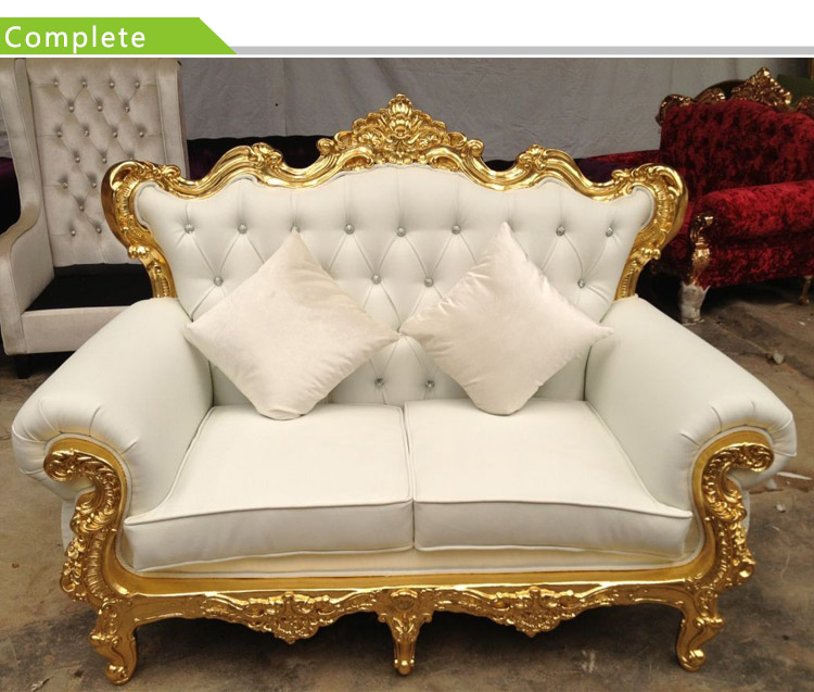 hot sale American home salon furniture leather sofa