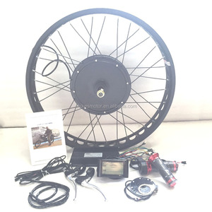 48v 1500w hub motor fat tire wheel
