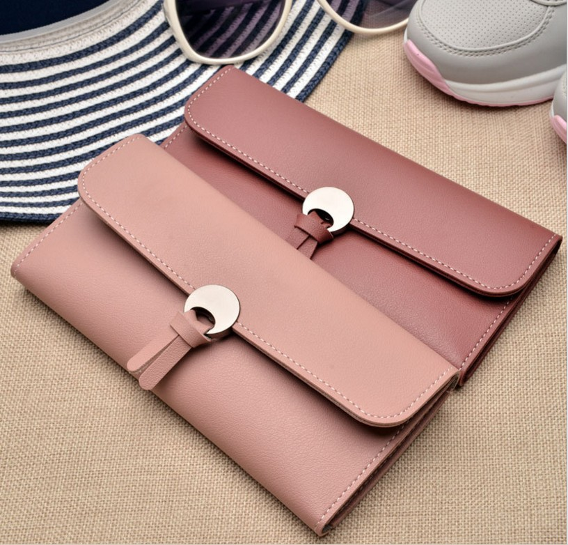 2018 newest cheap women wallet high quality ladies fancy purse made in china