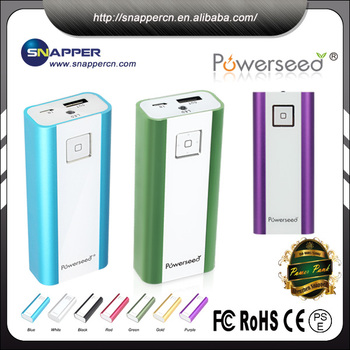 Hot New Products For 2016 3.7v Manual Power Bank Mobile Battery ...