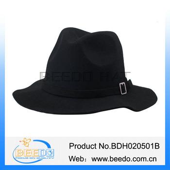 Classical Men Wool Felt Hillbilly Hat Wholesale - Buy Felt Hillbilly Hat ... 2a9b9f97fa8e