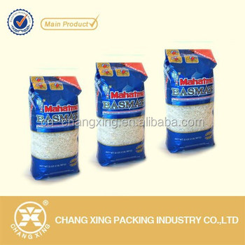 High Barrier Plastic Rice Packaging Bag Oem Manufacturer In Guangdong