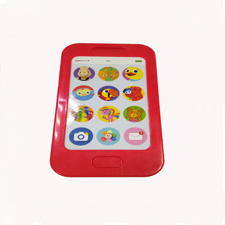 Funny Plastic Toy Mobile Cell Phone for Kids Mini Plastic Toy