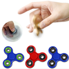 2017 high quanlity Customized pressure relief ceramic bearing fidget spinner metal toy