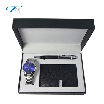 Gift For Fathers Birthday With Fashion Design Mens Watch