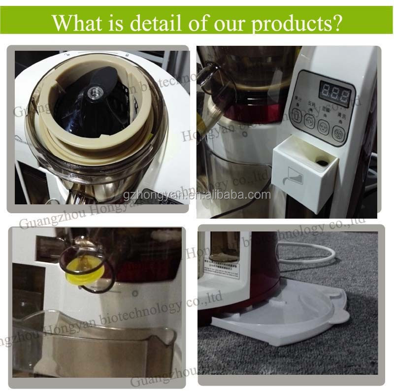 Slow Juicer Best I Test 2016 : 2016 New Slow Speed Juicer With Faical Mask Making Function Wholesale - Buy Slow Speed Juicer ...