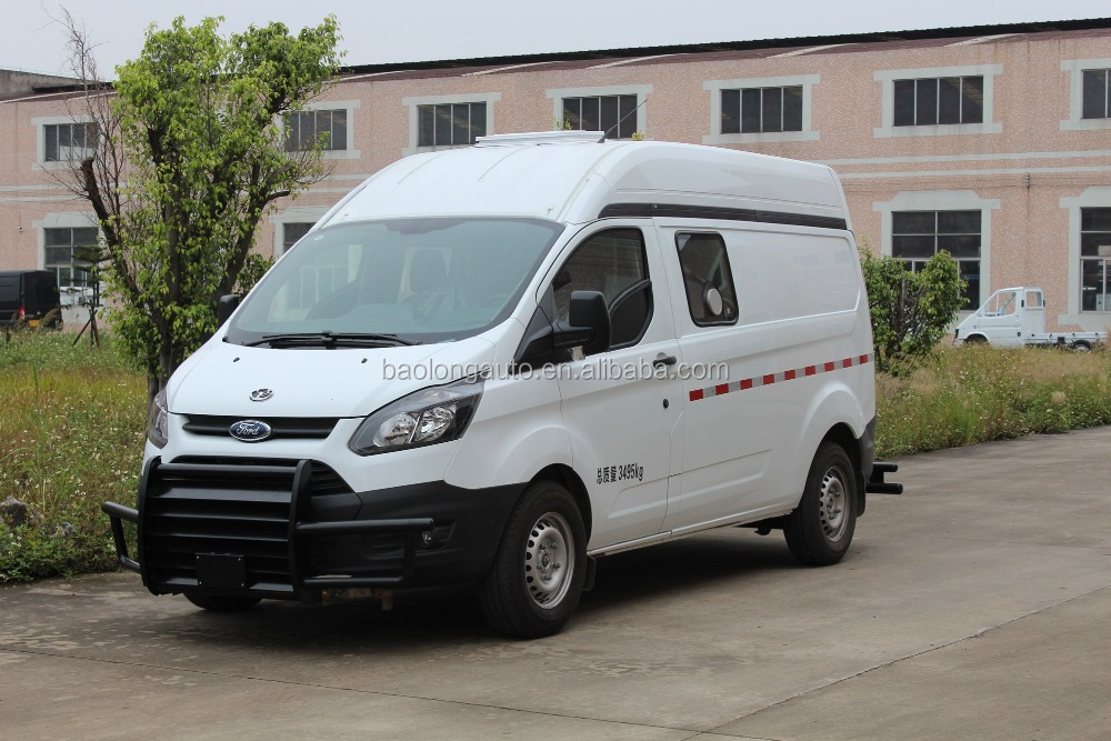 Diesel 4*2 Van/Left hand drive/Armored Cash In Transit Vehicle/TBL5037XYCF2