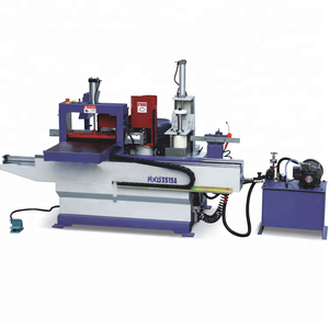 MXB3515A Automatic Finger Joint Shaper (with glue spreader)Hydraulic type
