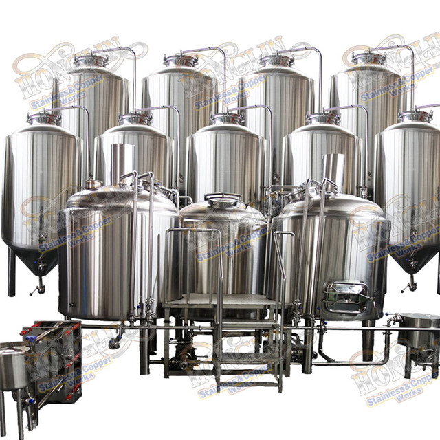 Rvs Micro Bier Brouwerij Vergisten Tanks/Pot Machine/Opslagtank