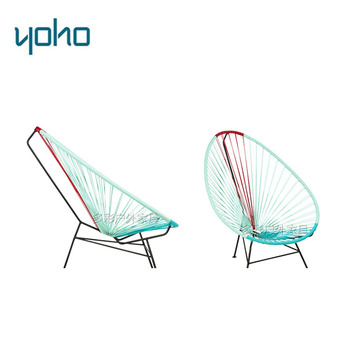 Wondrous Comfortable Kd Colorful Chaise Lounge Garden Beach Chair Outdoor Sun Lounger Rattan Acapulco Round Egg Shaped Wicker Chair Buy Rattan Beach Caraccident5 Cool Chair Designs And Ideas Caraccident5Info