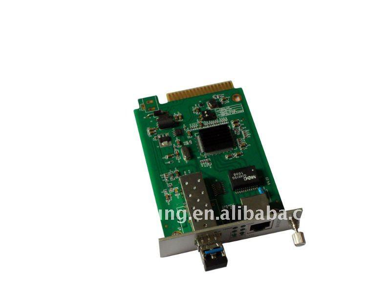 Pci-e Pci Express Gigabit Optical Ethernet Network Card(sfp Port ...