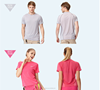 Wholesale sport dry fit 100 polyester cool t shirt american football shirts