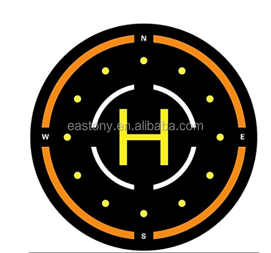 Eastony Helicopter Quadcopter Drone Landing Pad for balance