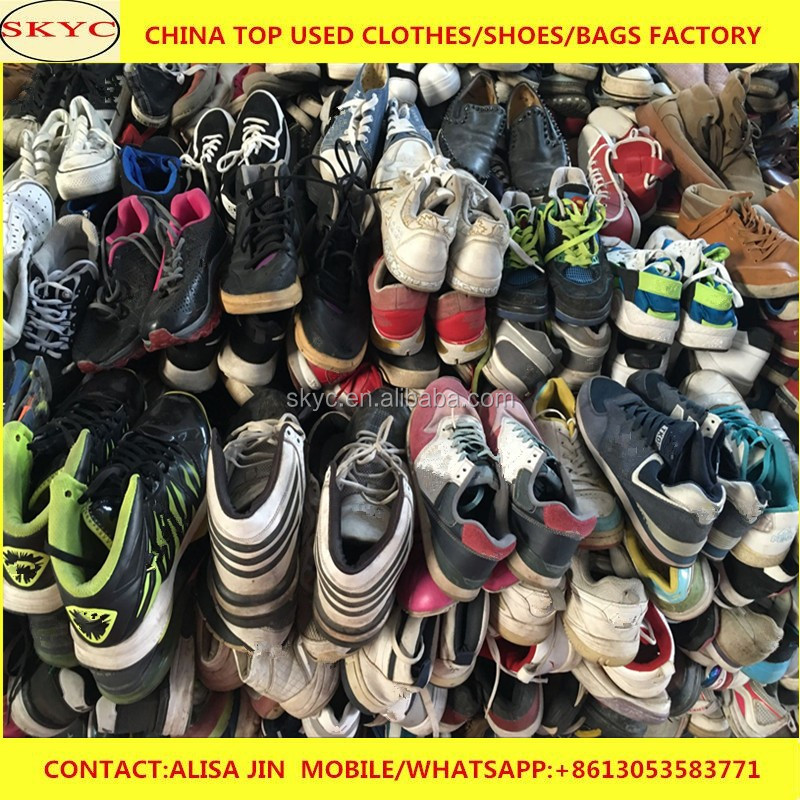 a2dc5da1befe2 Kenya used shoes wholesale China guangzhou market cheap used shoes second  hand shoes for sale by weight 25kg