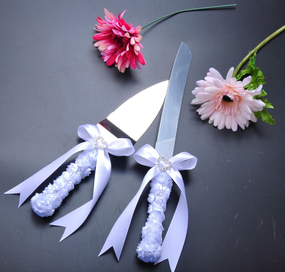 Decorating Wedding Cake Knife