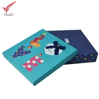 Wholesale Christmas gift box candy paper material elegant South Africa Chocolate Box