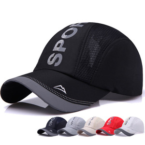 Leisure Style Fashion Band Fitted Hats High Quality Dry Fit Cap Flex Fit Sport Hat