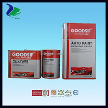 Car paint curing agent/hardener with good hardness ( Manufacture in Guangzhou )