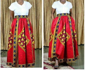 2016 African Wholesale Clothing Popular African Kitenge Dress ...