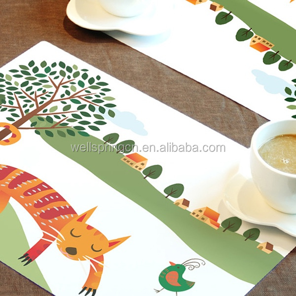 vinyl placemats wholesale vinyl placemats wholesale suppliers and at alibabacom - Vinyl Placemats