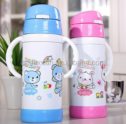 Yongkang new product BPA free 3D Child Water Bottle