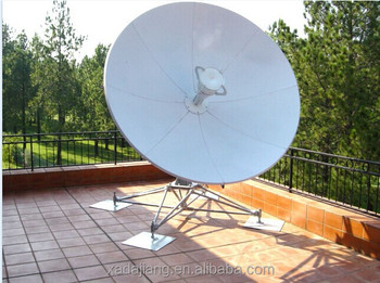 C Band Or Ku Band Satellite Dish Antenna 8 Feet